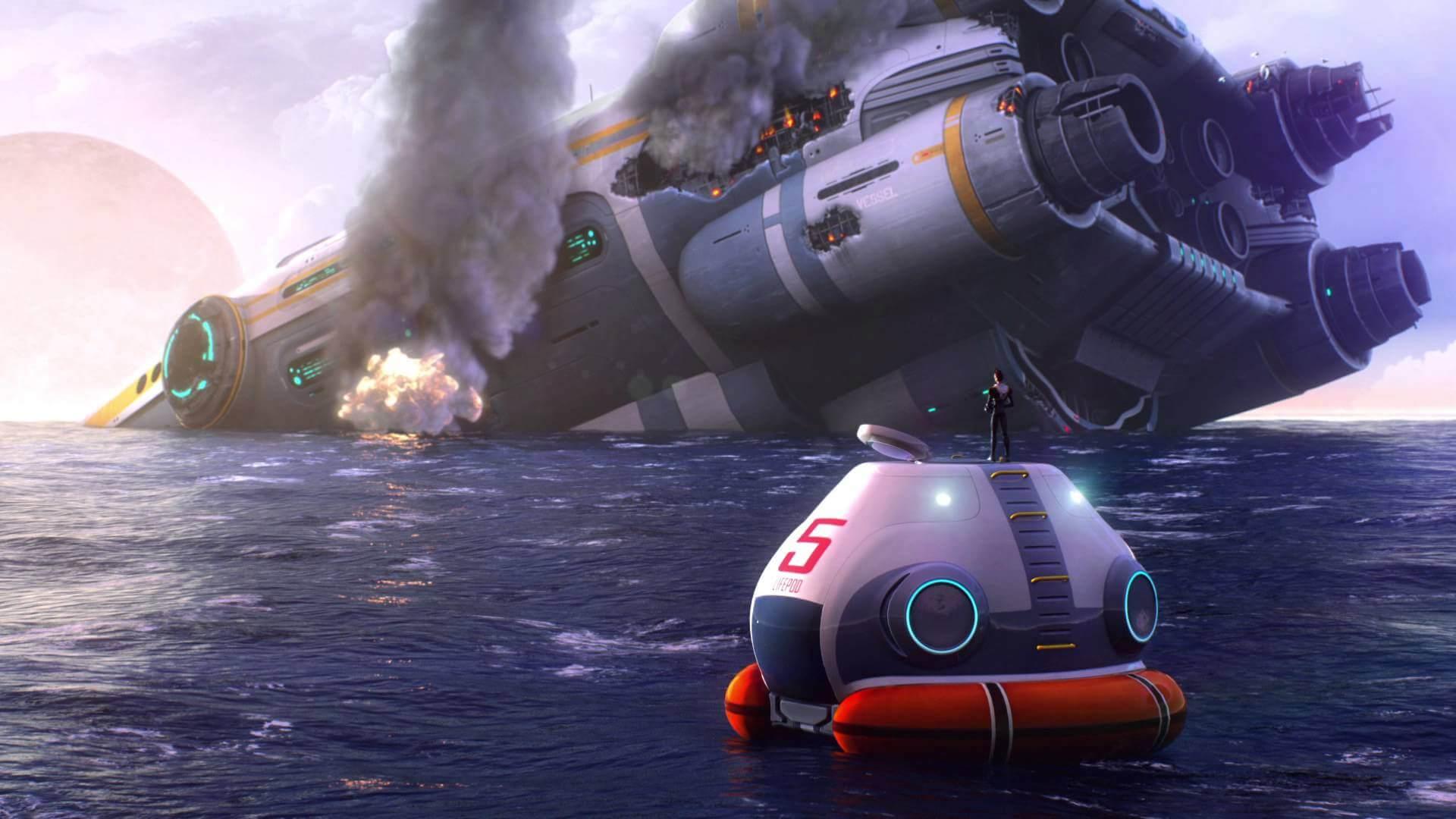 Subnautica код от каюты капитана
