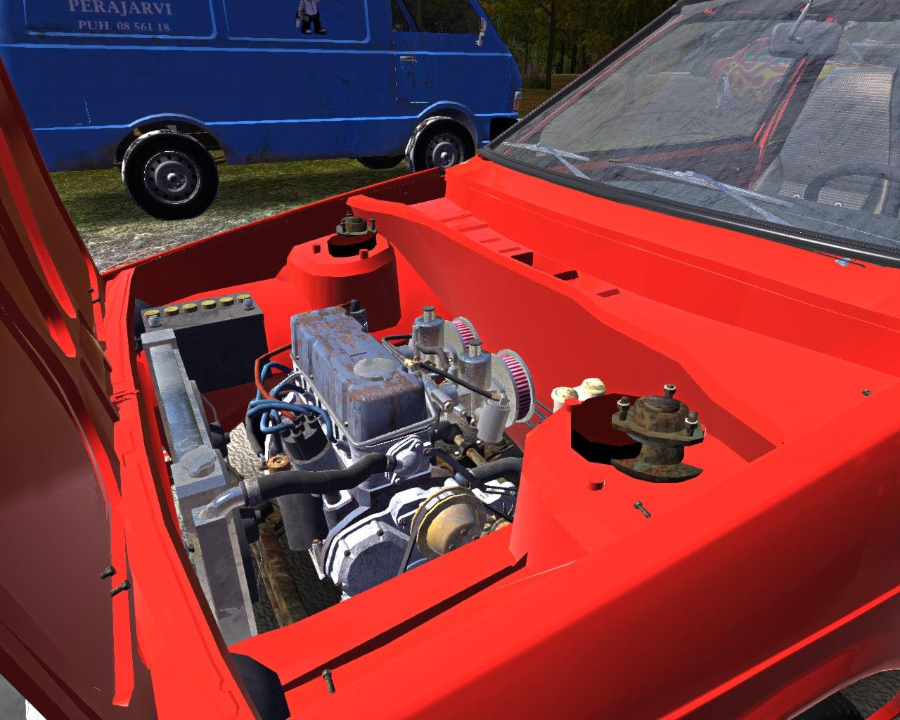 Как собрать двигатель в My Summer Car?