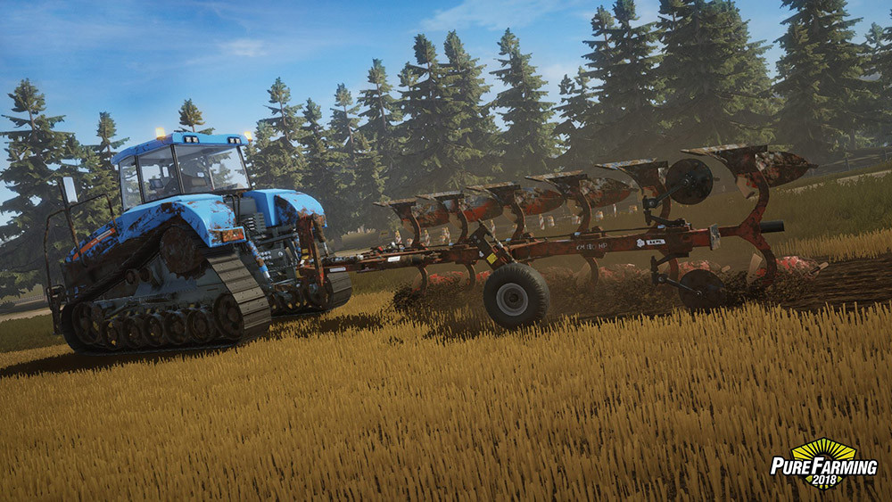Обзор Pure Farming 2018