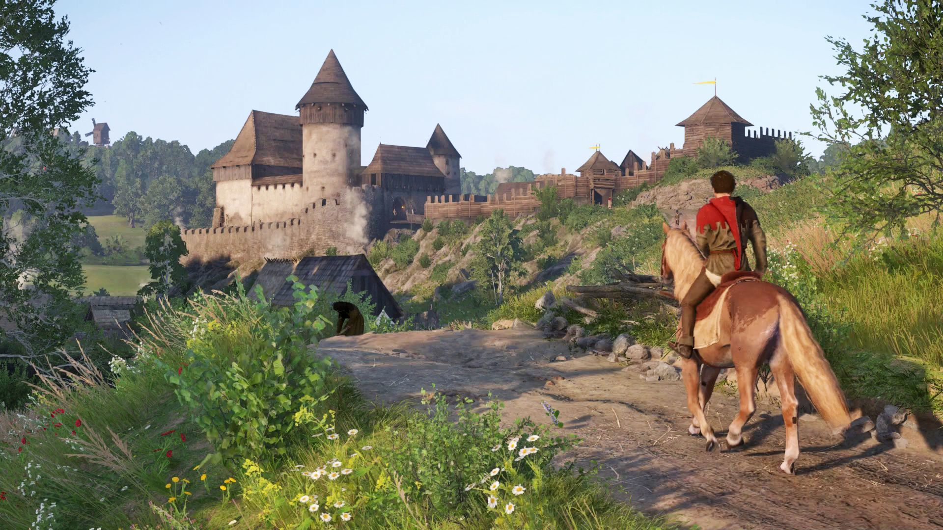 Мод реалистичности для Kingdom Come Deliverance