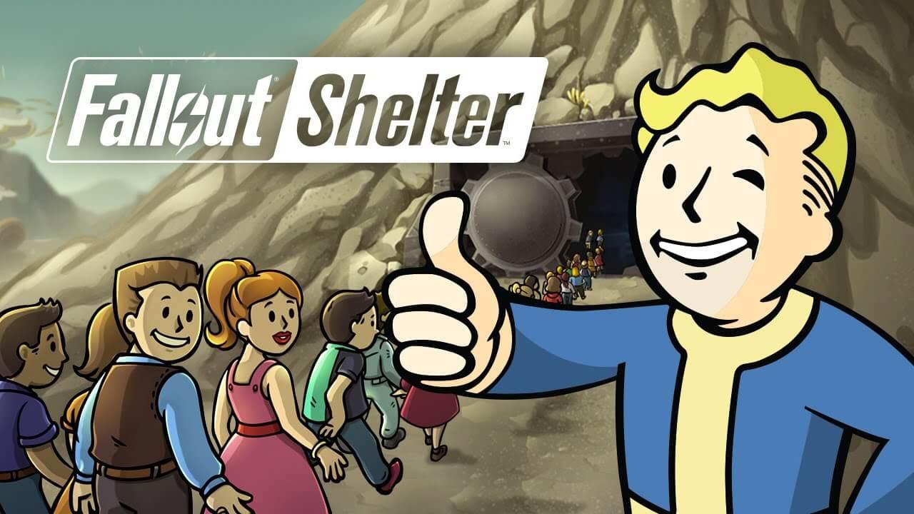 Секреты в Fallout Shelter