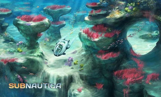 Капсула времени Subnautica