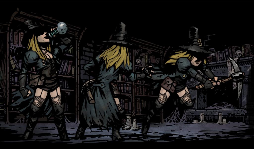 Darkest Dungeon: гайд по персонажам и составам группы