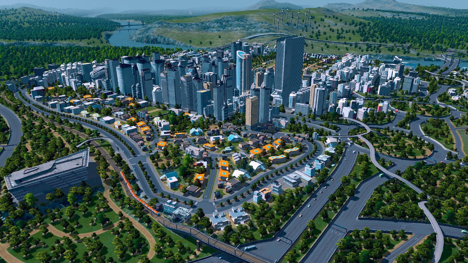 Сities Skylines как правильно строить город?