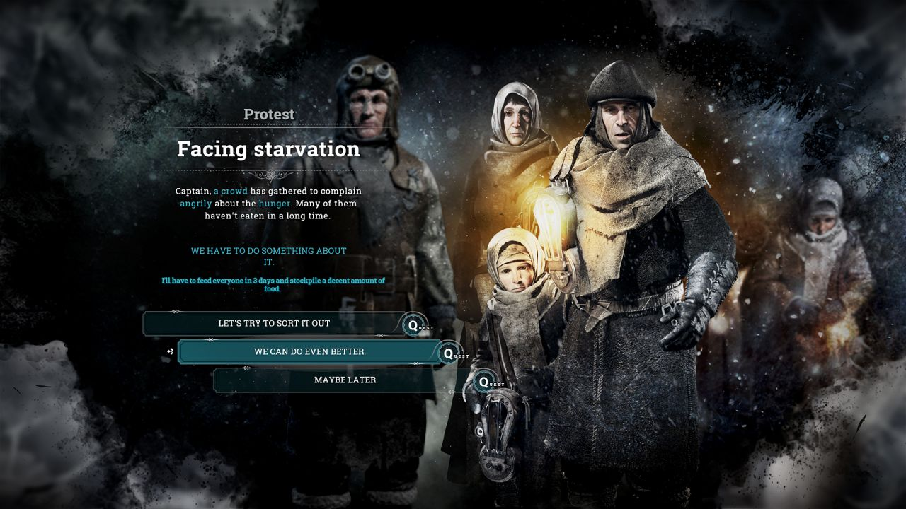 Гайд по ресурсам в Frostpunk