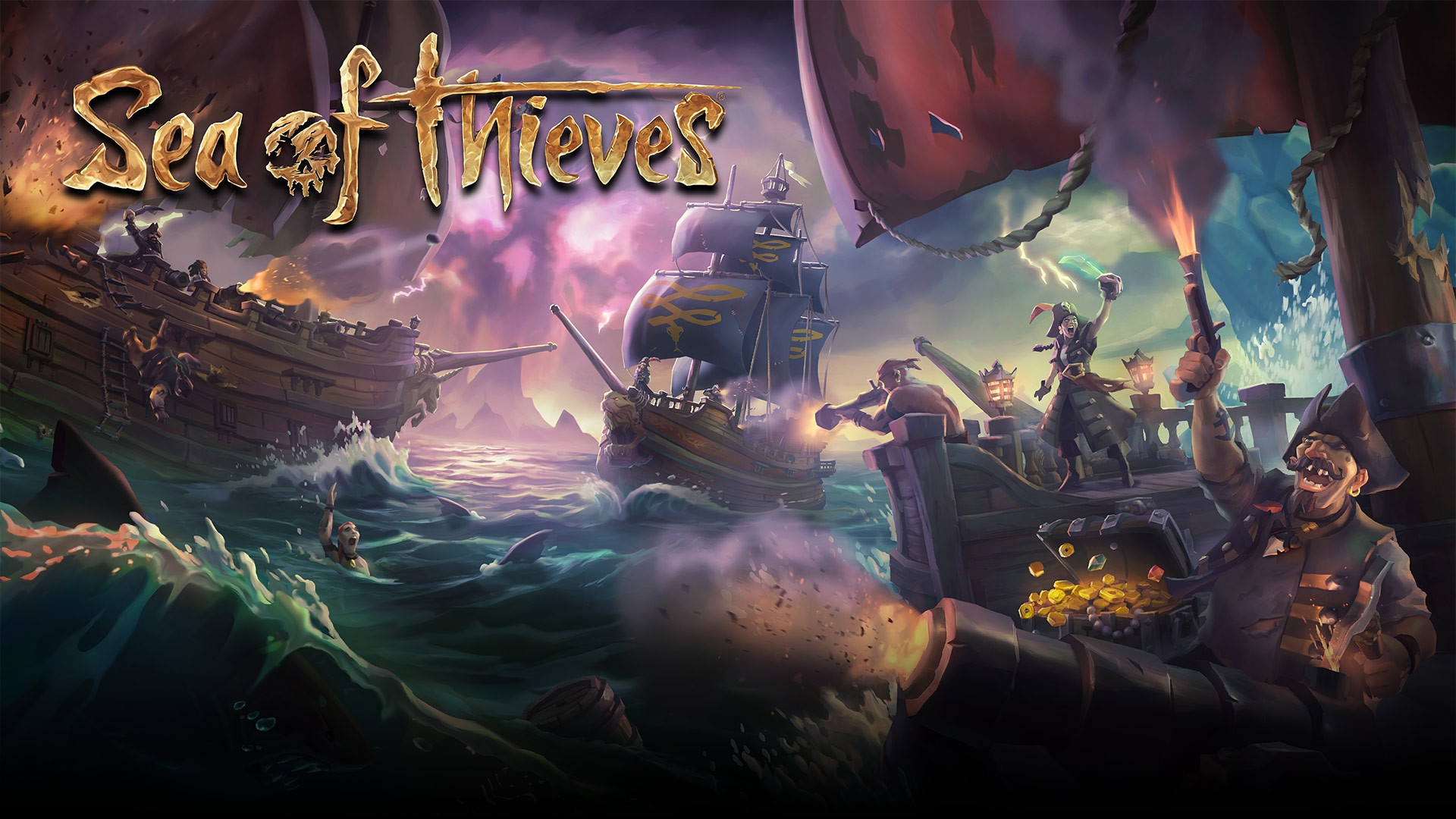 Sea of Thieves как поиграть на ПК