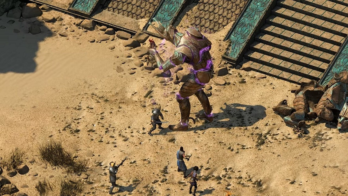 Pillars of Eternity 2 Deadfire классы