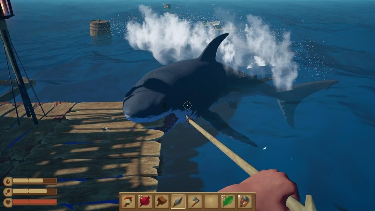 Обзор игры Raft
