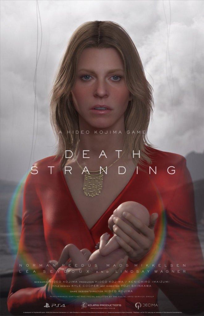 Обзор Death Stranding. Дата выхода