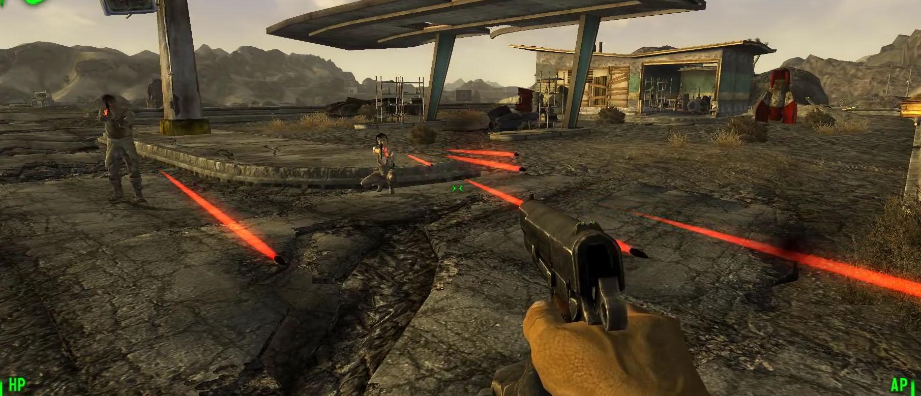 Все читы коды для Fallout New Vegas