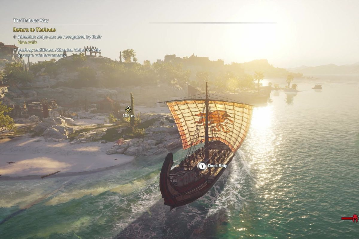 Assassin's Creed Odyssey обзор и дата выхода