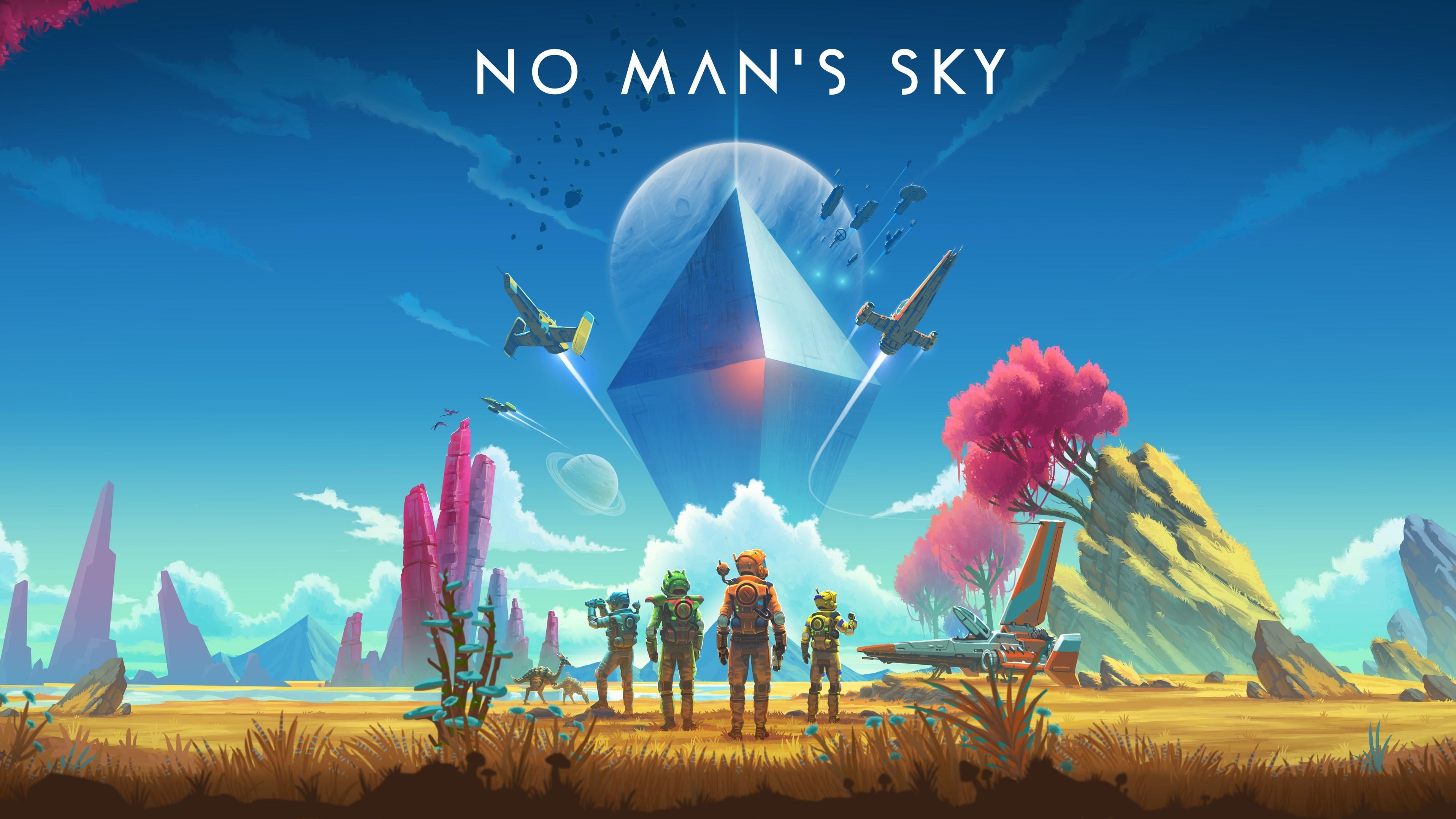 Как получить хроматический металл в No Man's Sky Next
