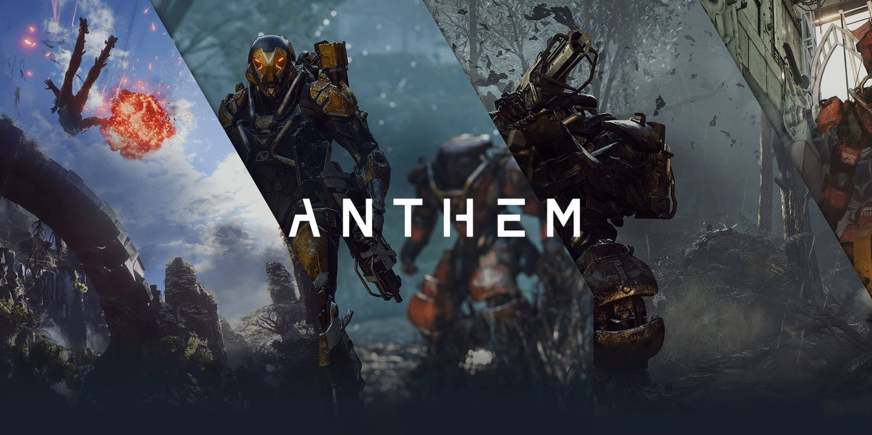 Обзор Anthem. Дата выхода