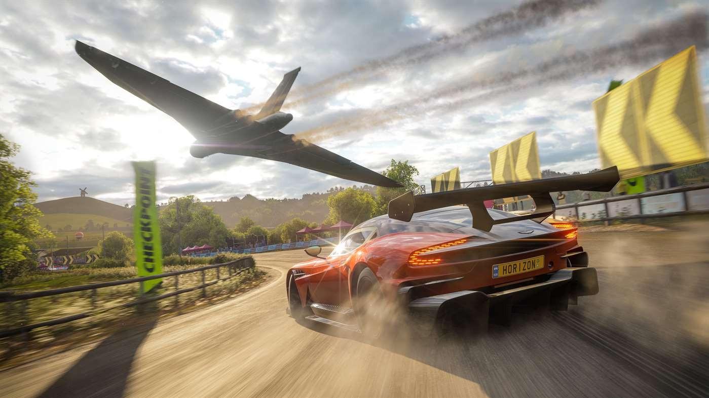 Обзор Forza Horizon 4. Дата выхода