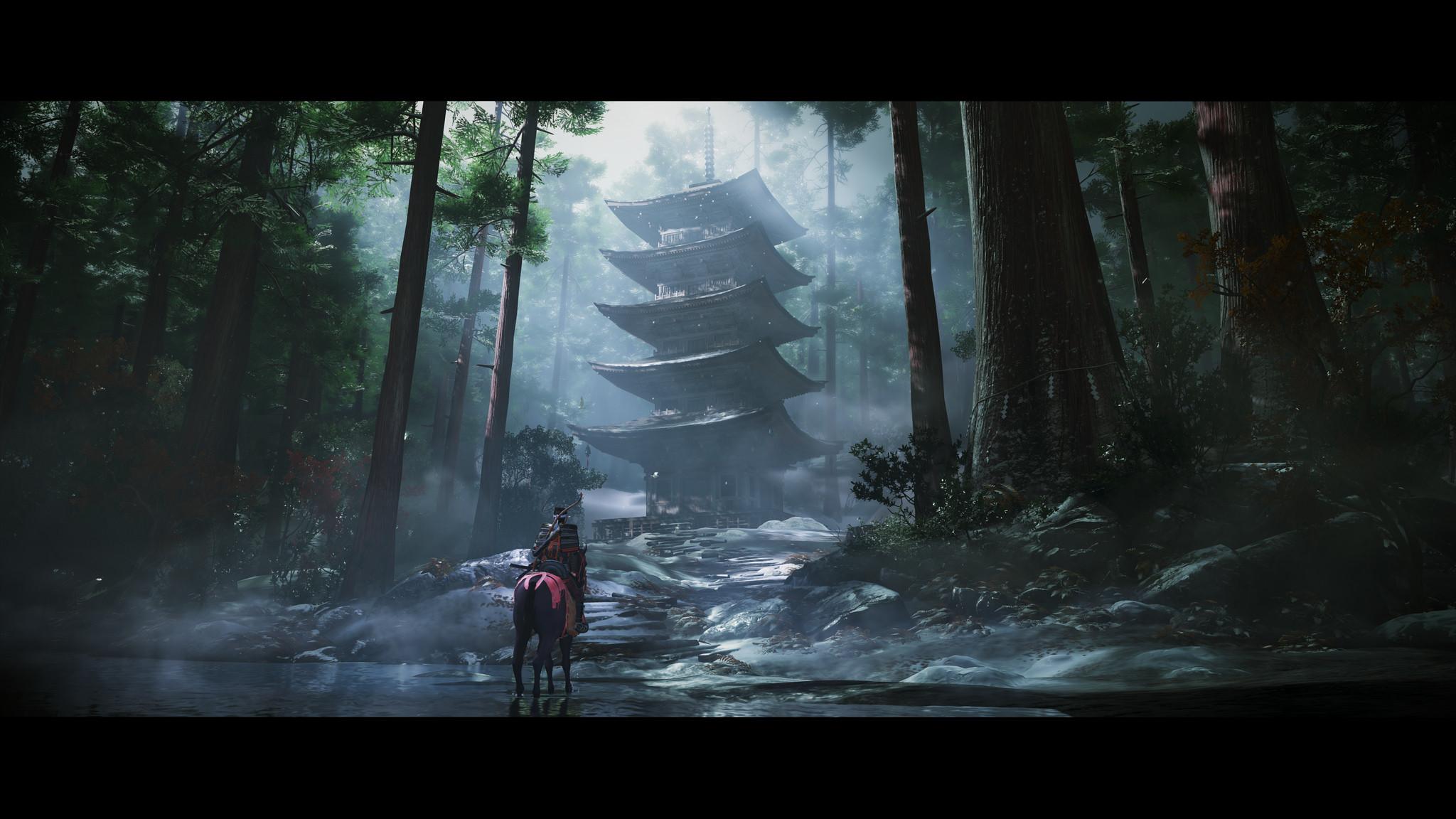 Обзор Ghost of Tsushima. Дата выхода