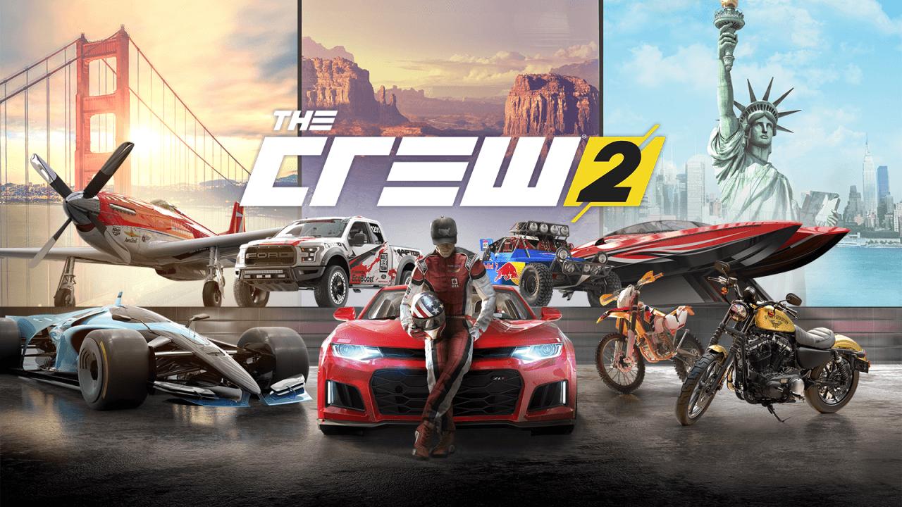 Обзор The Crew 2. Дата выхода