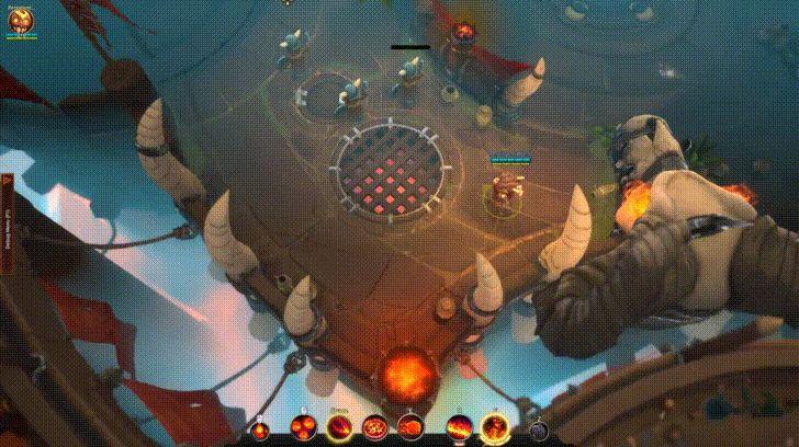Battlerite: гайд по чемпиону Ashka