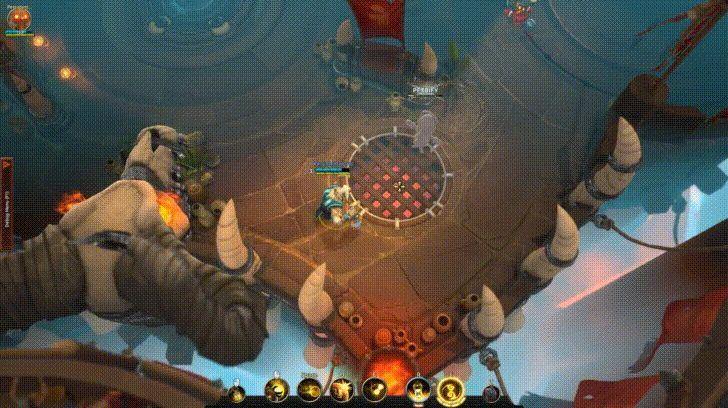 Battlerite: гайд по чемпиону Oldur