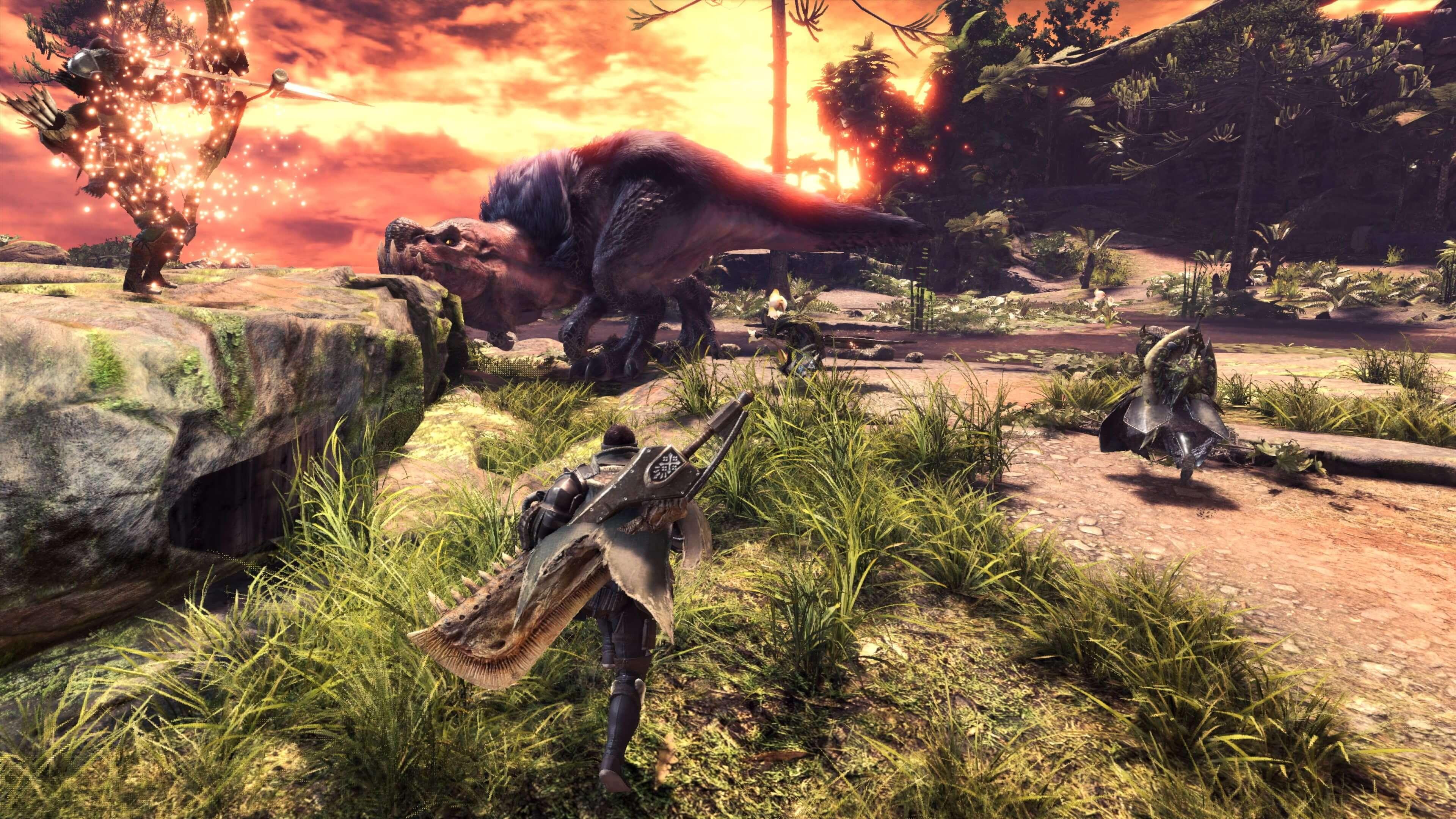 Как в Monster Hunter World найти и убить монстра Девильо?
