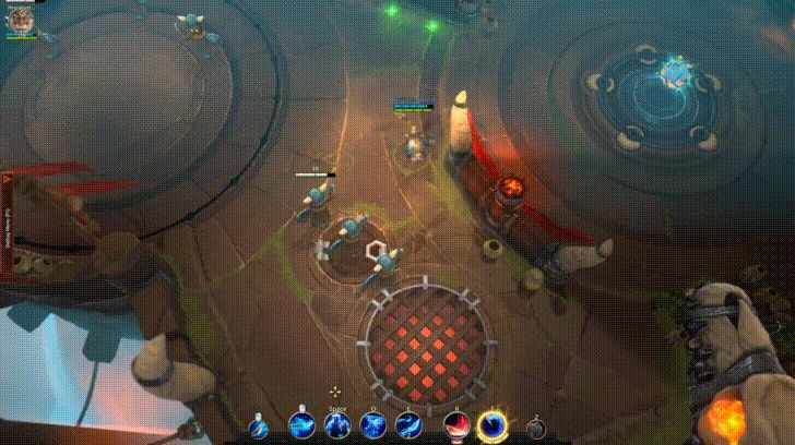 Battlerite: гайд по чемпиону Shifu