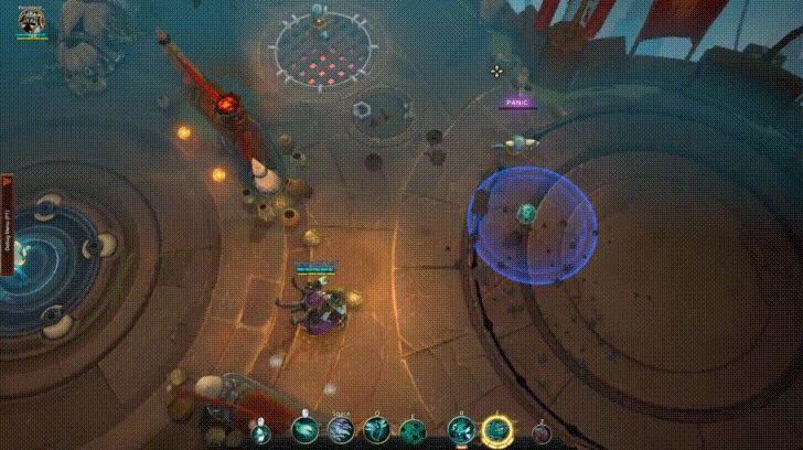 Battlerite: гайд по чемпиону Pestilus