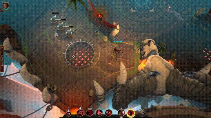 Battlerite: гайд по чемпиону Jamila