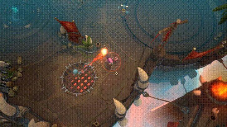 Battlerite: гайд по чемпиону Ezmo