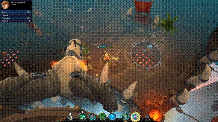 Battlerite: гайд по чемпиону Blossom