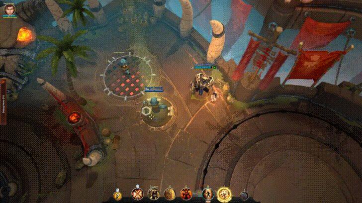Battlerite: гайд по чемпиону Ulric