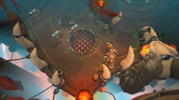 Battlerite: гайд по чемпиону Rook