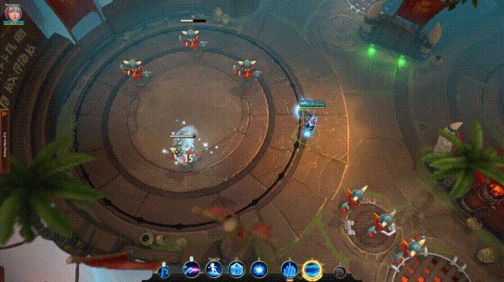 Battlerite: гайд по чемпиону Alysia