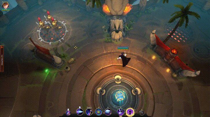 Battlerite: гайд по чемпиону Zander