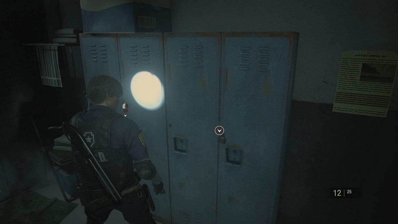 Resident Evil 2 Remake: все коды от сейфов и замков